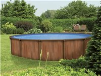 Piscine Esprit Redwood 3,66M Ronde