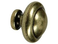 Bouton De Meuble Thomas 30Mm Bronze Antique