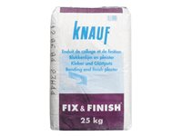 Plâtre Fix & Finish 25Kg