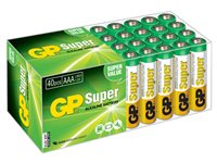 Value Pack Super Alkaline AAA (40 Pièces)