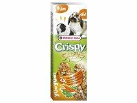 Crispy Sticks Lapins Et Cobayes Carottes & Persil 2 Pièces 110G, occasion d'occasion