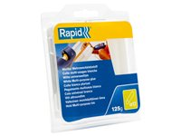 Rapid Colle 12Mm Multi-Usages Blanche 125G