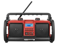 Radio De Chantier Workman 2