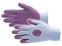Gants De Jardinage Flower Power L Nylon