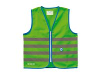 Gilet Fluo Fun Jacket L Vert, occasion d'occasion
