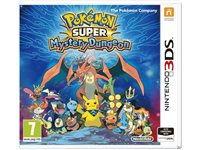 NINTENDO GAMES Pokémon Super Mystery Dungeon NL 3DS
