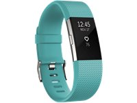 FITBIT Activity Tracker Charge 2 Turkoois Large (FB407STEL-EU)