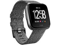 FITBIT Activity Tracker Versa Special Edition Charcoal Woven (FFB505BKGY-EU)