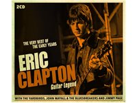 PIAS Eric Clapton - Guitar Legend / The Very Best Of The Early Years CD