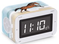 BIGBEN Radio Alarmklok RR30 Horse On Beach (RR30H5)