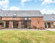 6 bed barn conversion for sale