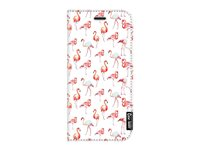 Casetastic Wallet Samsung Galaxy A5 (2017) Book Case Flamingo Party Wit