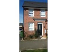 Lovely new 2 bed home with ensuite, large garden and drive, in Hyde.