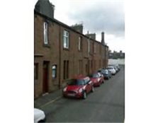 Spacious 1 bedroom f/f Flat in central location in Prestwick, close to Train/Plane and Beach.