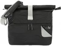 TUCANO Sac Ordinateur Tubi Messenger Macbook Et Ordinateurs 15'' Noir (BTBMS)