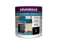 Résine De Rénovation Résinence 'Rénovation Multi-Support' Noir Satin 500Ml