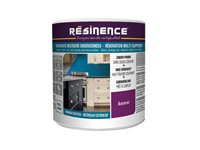 Résine De Rénovation Résinence 'Rénovation Multi-Support' Aubergine Satin 500Ml