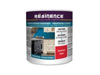 Résine De Rénovation Résinence 'Rénovation Multi-Support' Carmin Satin 500Ml