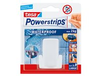 Support Rasoir Powerstrips Blanc