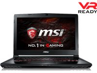 MSI Gaming Laptop GS43VR 7RE Phantom Pro Intel Core I7-7700HQ (GS43VR 7RE-060BE)