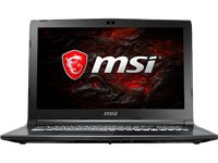 MSI Gaming Laptop GL62M 7REX Intel Core I7-7700HQ (GL62M 7REX-1449BE)