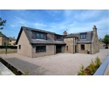 OUTSTANDING 3 PUBLIC/4 BEDROOMED DWELLING WITH DOUBLE GARAGE & 3 BEDROOMED ANNEX IN INVERURIE