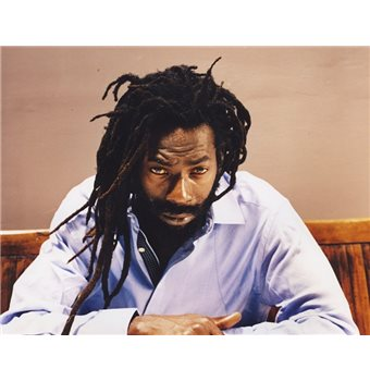 Buju Banton at the Barbados Reggae Festival