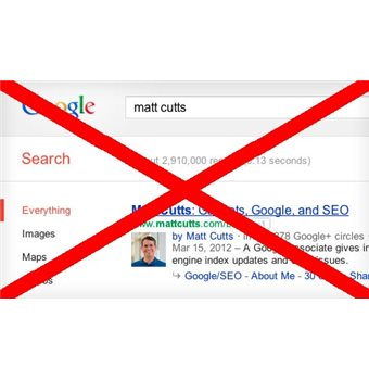 Autorship: Google no longer displays the names and photos of authors in SERPs