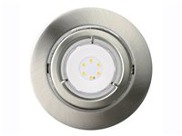 Spot LED Encastrable Adjust 50W 470Lm Nickel