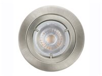 Spot LED Encastrable S35 230Lm IP44 Acier
