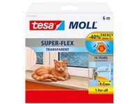 Bourrelet Super-Flex 6M 0,9Cm Transparent