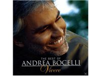 UNIVERSAL MUSIC Andrea Bocelli - The Best Of Andrea Bocelli-Vivere CD