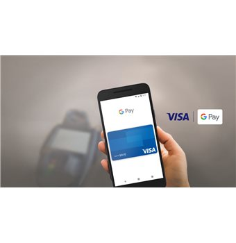 Google Pay with Visa Checkout