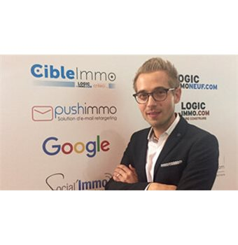 """With Google AdWords, Logic-Immo.com offers a new approach to click acquisition"", Damien Giordano"