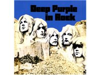 WARNER MUSIC BENELUX Deep Purple - Deep Purple In Rock LP