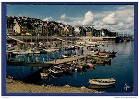 Cartes Postales Anciennes Treboul Centre Nautique Treboul 13 Cpa Rares A Vendre