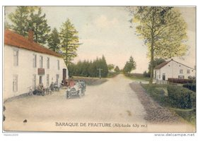 Cartes Postales Anciennes Vielsalm Voiture 1 Cpa Rare A Vendre
