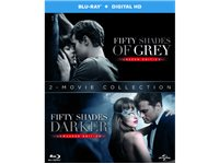 UNIVERSAL PICTURES Fifty Shades Of Grey / Fifty Shades Darker - Blu-Ray