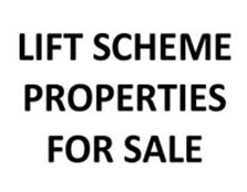 LIFT SCHEME Properties FOR SALE - Landlord Retiring: 1,2 and 3 bedroom properties FOR SALE Livingston
