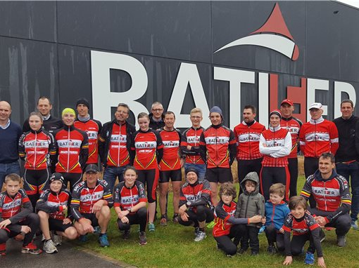 Le club Batifer Triathlon Saint-HubertD.R.