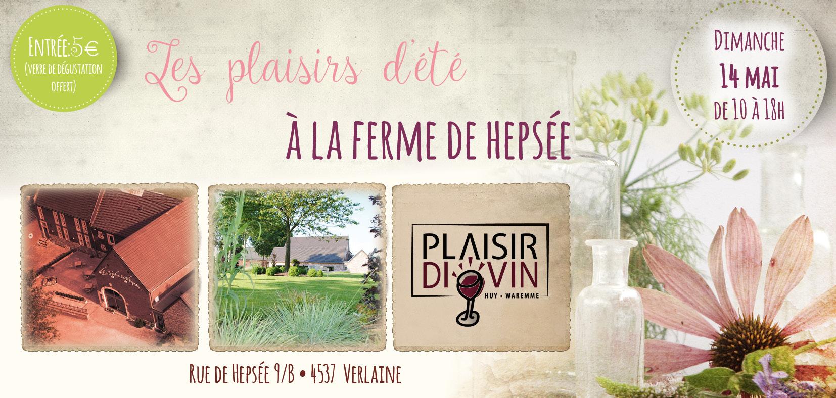 Meuble Salle De Bain Huy ~ verlaine plaisir di vin organise ses portes ouvertes verlaine